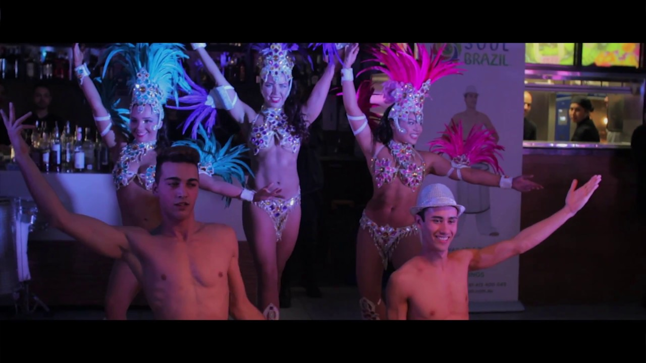 Best Brazilian Dancers and Entertainers in Melbourne