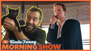 Paul Bettany looks like a Pimp in Solo (w/Josh Macuga) - The Kinda Funny Morning Show 04.17.18