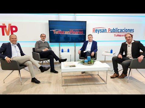Entrevista a José María González y Fernando Castaño sobre 'El Valle Digital'