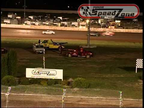 Oshkosh Speedzone Raceway - May 24, 2013 - Dirt Devil Feature