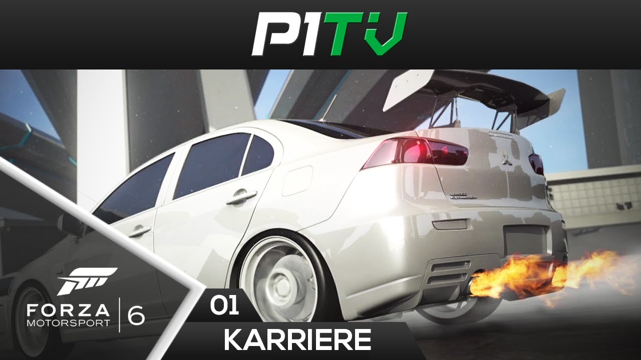 Forza 6 Karriere #01 - Super Street & Tuning / Lets Play Forza ...