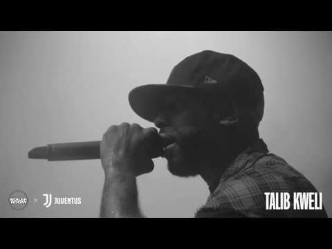 Hip Hop: Talib Kweli Boiler Room New York x Juventus Live Set