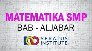 ALJABAR (Contoh Soal - Operasi Hitung Bentuk Aljabar)