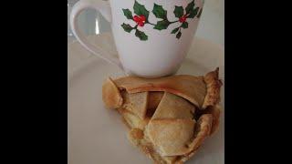 Wheat Flour Apple Pie
