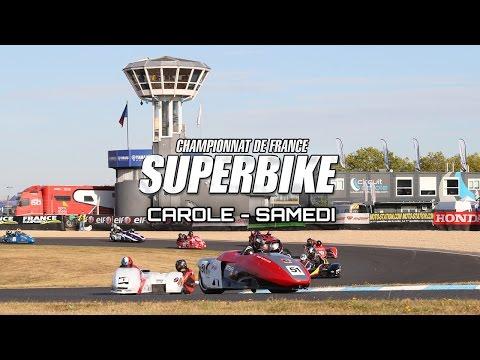 Fsbk - Carole : Résumé Samedi