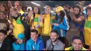 Возвращение омской делегации с 19-го Всемирного фестиваля молодежи и студентов