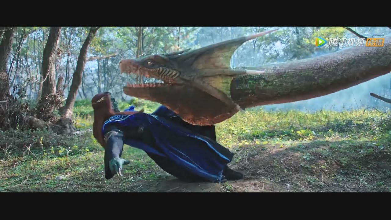 Clip | 阿狸被王妃抓走施法诞下鲲子,怪物前来救场道出真相!【海大鱼 Enormous Legendary Fish】