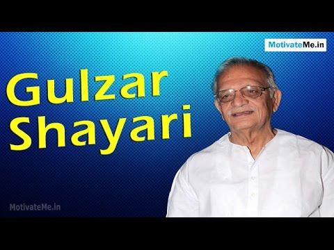 Famous Gulzar Shayari in Hindi