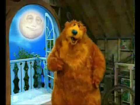 Bear in the big blue house with dance and song intro