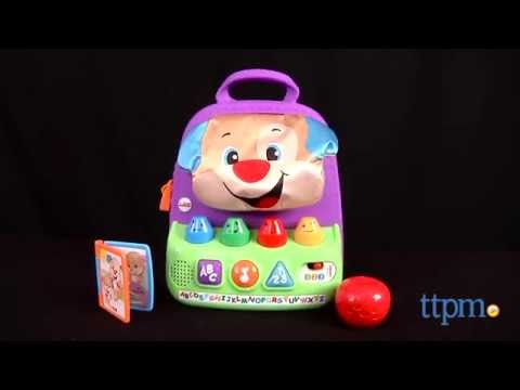 Laugh & Learn Smart Stages Teaching Tote From Fisher-Price