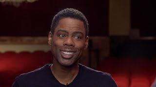 Comic Chris Rock on stand-up and his new film