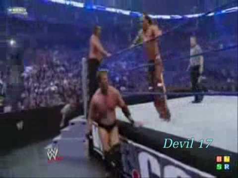 Survivor Series 2008 eliminations