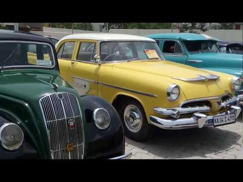 கார் பிரியரா நீங்க? The Chennai Heritage Auto Show 2018/Vinatage Cars /Tamil Vlog /Abi's Recipe