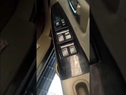 Fungsi Tombol Pada Pintu Sebelah Kanan Mobil