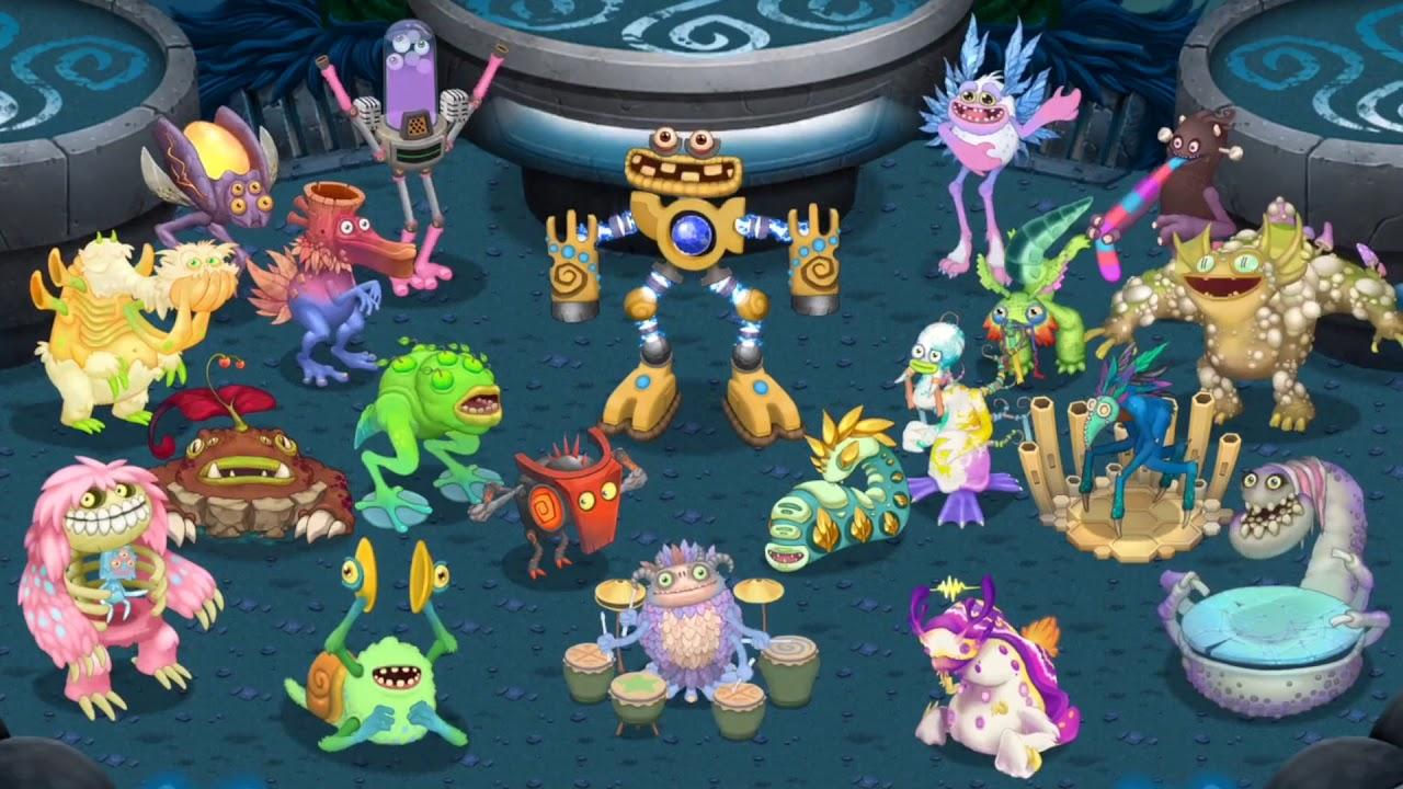 my singing monsters wublin island full song 222