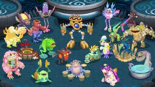 My Singing Monsters - Wublin Island (Full Song) (Update 16)