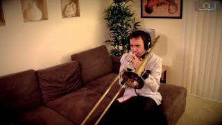 "Country Music on the Trombone! ""Friends in Low Places"" Garth Brooks Cover"