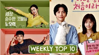 Video Weekly Top 10 Korean Drama | October 9 - October 15, 2017 | RATINGS download MP3, 3GP, MP4, WEBM, AVI, FLV Januari 2018