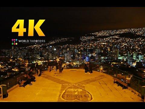 """#061 """"La Paz, Bolivia"""" in 4K (ラパス/ボリビア)世界一周26カ国目"""