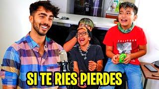 EL QUE CUENTA EL MEJOR CHISTE GANA! *si te ríes like*