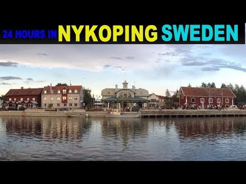 A Tourist's Guide to Nykoping, Sweden
