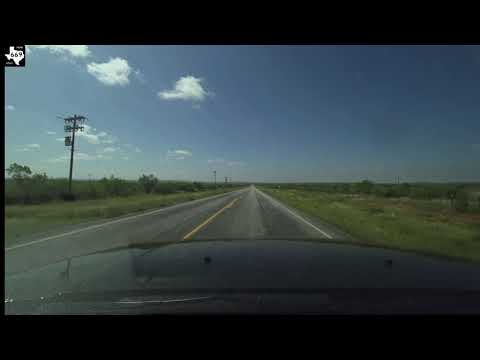 A drive from Post, Tx to Snyder, TX (TX Drive)