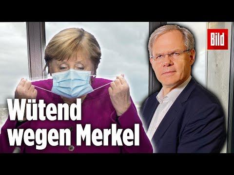 Beherbergungsverbot: Hotelier wütet wegen Merkels Corona-Gipfel