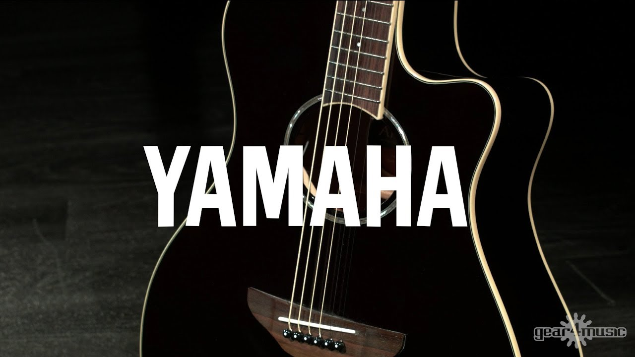 Yamaha Apx600 Electro Acoustic Guitar Overview Youtube