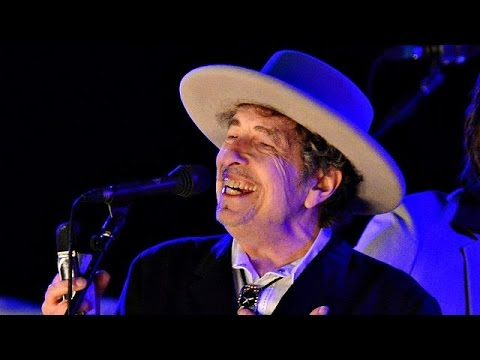 Bob Dylan finally breaks Nobel Prize silence - world
