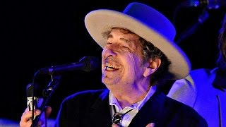 Bob Dylan finally breaks Nobel Prize silence - world