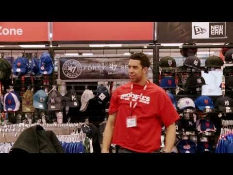 Landry Fields as Modell