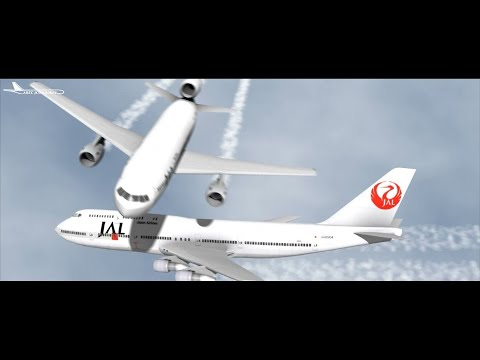 Thumbnail: FS2004 - Terror Over Shizouka (2001 Japan Airlines Mid-Air Incident)