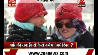 Eighteen people dead in Delhi due to cold weather