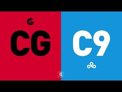 CG vs. C9 Week 1 Match Highlights (Summer 2018)