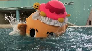 【Part5】ちぃたん☆欲張り動画セットJapanese Mascot Fails, Fights & Funny Moments Video