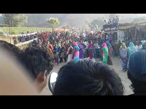 Mathwad MP  adivasi dance
