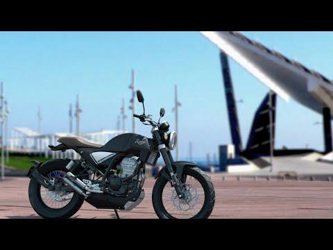 2018 Rieju Century 125 New Scrambler Style Retro 125cc