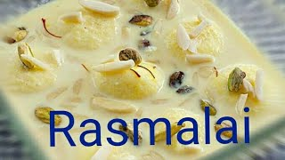 Best trick to make RASMALAI IN 5 MIN,फटे हुए दूध से बनाओ Easy Rasmalai AT HOME