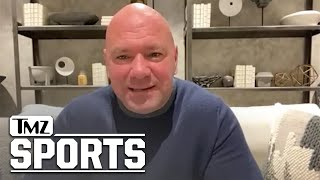 Dana White Says 'Zero Chance' Jake Paul Will Fight Conor McGregor | TMZ Sports
