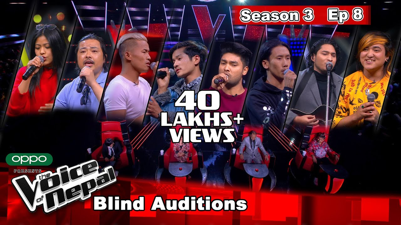 Download The Voice of Nepal Season 3 - 2021 - Episode 8