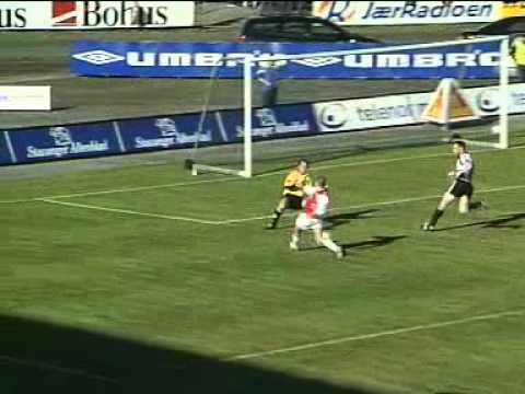Bryne - Rosenborg (2002)