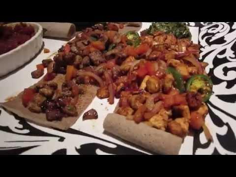 Ethiopian Food at Desta (Atlanta, GA)