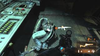 Metro Last Light Escape From Red Line