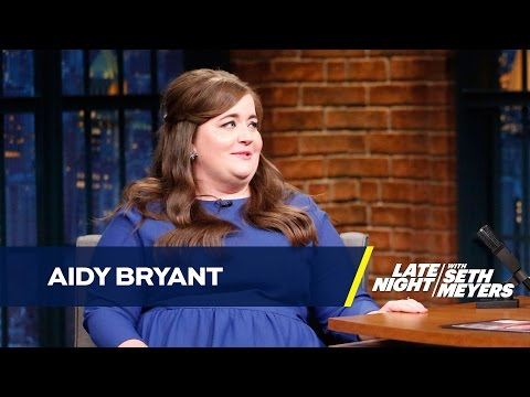 Aidy Bryant Thought