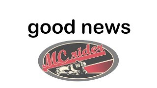 Good News!!! A special Good Friday edition of MCrider.