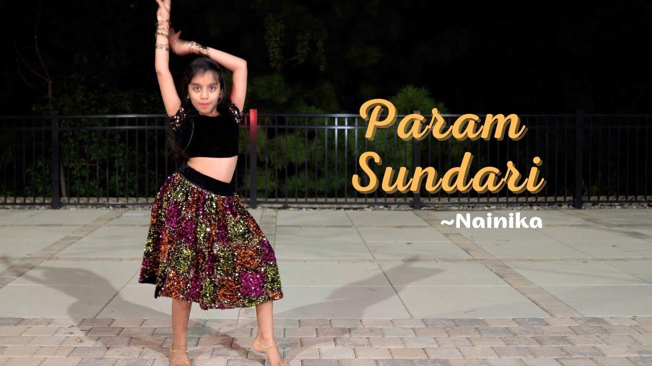Download Param Sundari | Full song  dance by Nainika | Mimi | AR Rahman | Shreya