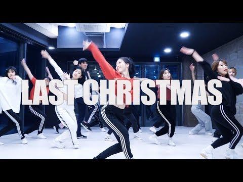 Ariana Grande - Last Christmas / Downy Choreography