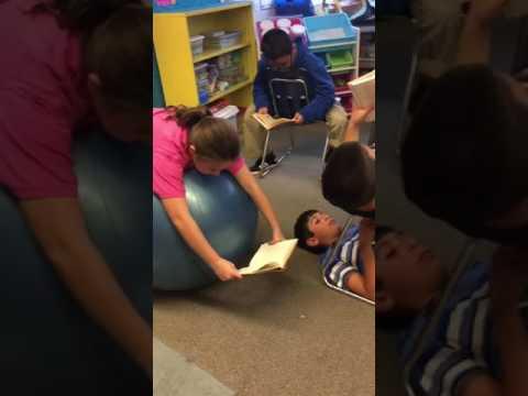 PwrHrs Mannequin Challenge | Red Sandstone Elementary School