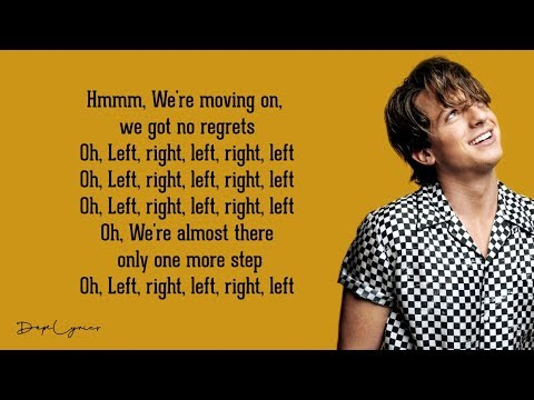 Charlie Puth - Left Right Left (Lyrics) 🎵