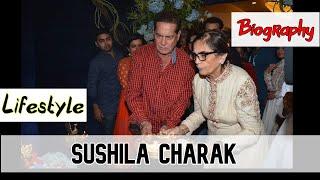 Sushila Charak (Salman Khan's Mother) Biography & Lifestyle